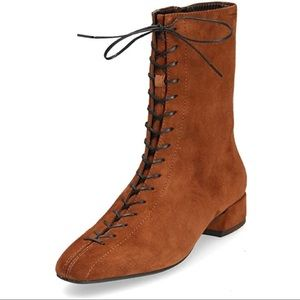 BNWT Vagabond Shoemakers Joyce Lace Up Boot